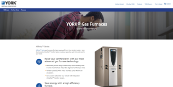 York Furnace Price Guide Prices For York Furnaces
